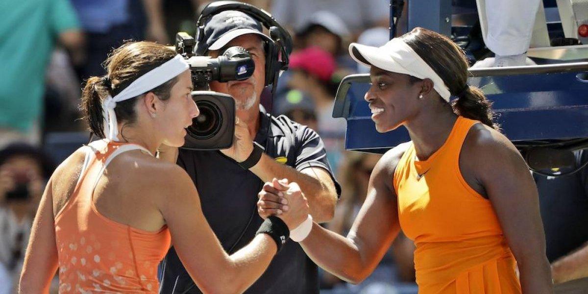 Queda vacante el trono femenil del US Open