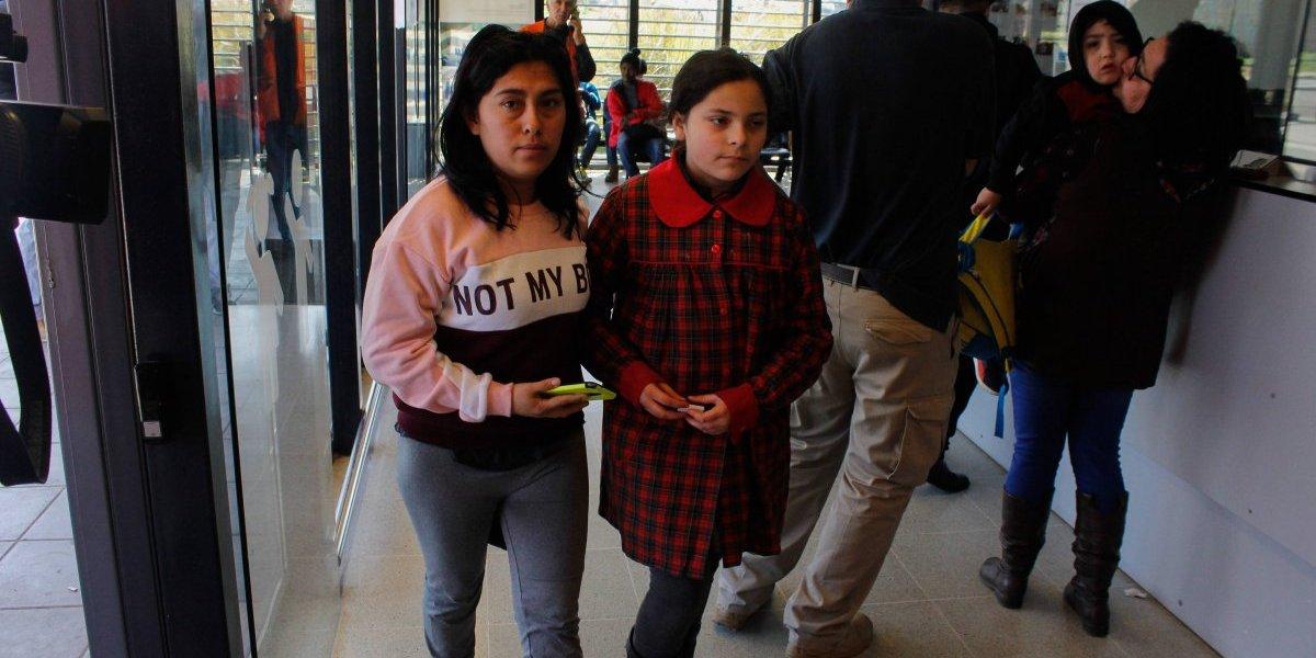 Regreso a clases en Quintero y Puchuncaví: escolares llegan hasta el hospital con síntomas de intoxicación