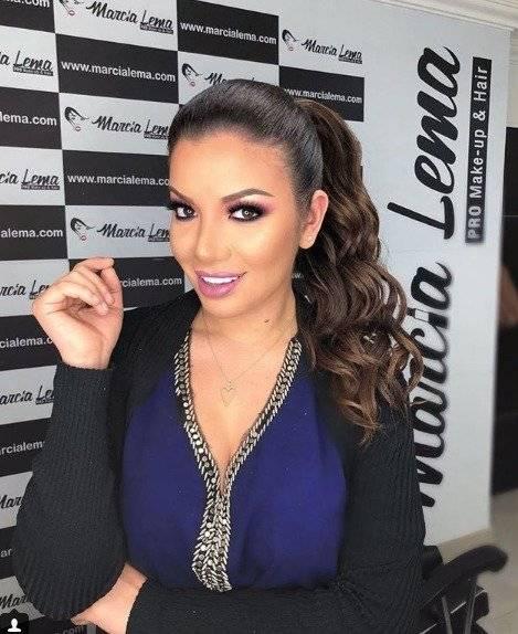 Samantha al estilo Thalía