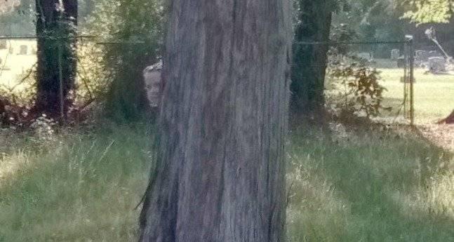 Niña fantasma en Google Maps