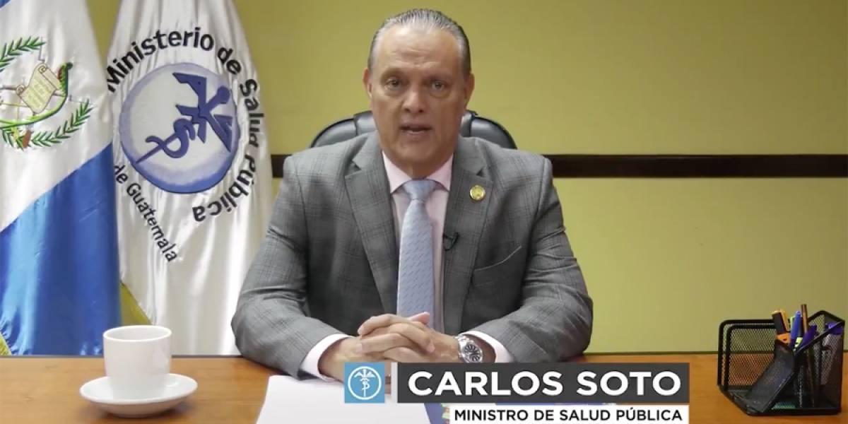 Fiscalía contra la Corrupción buscará que Carlos Soto sea declarado en rebeldía