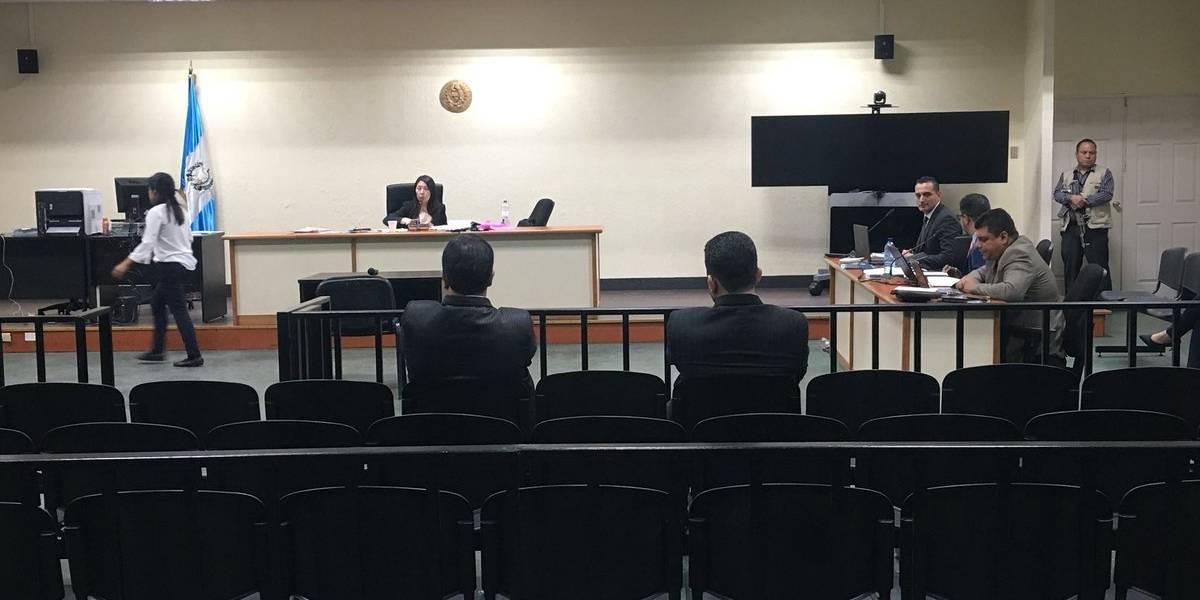 Jueza declara en rebeldía a ocho personas señaladas en el caso Construcción y Corrupción