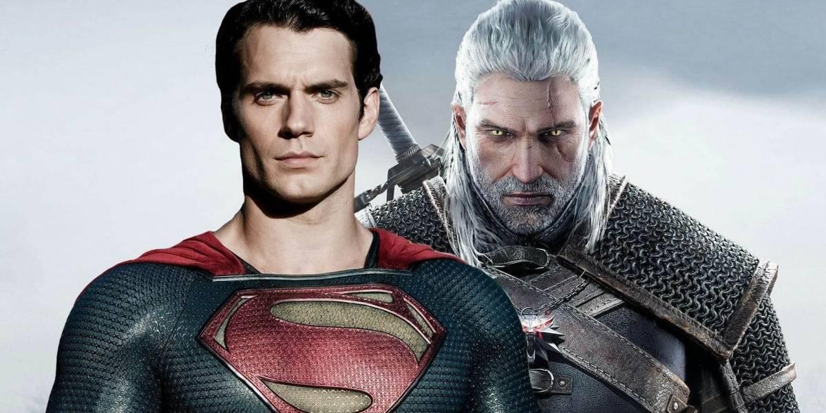 Henry Cavill interpretará a Geralt de Rivia en la serie de The Witcher en Netflix