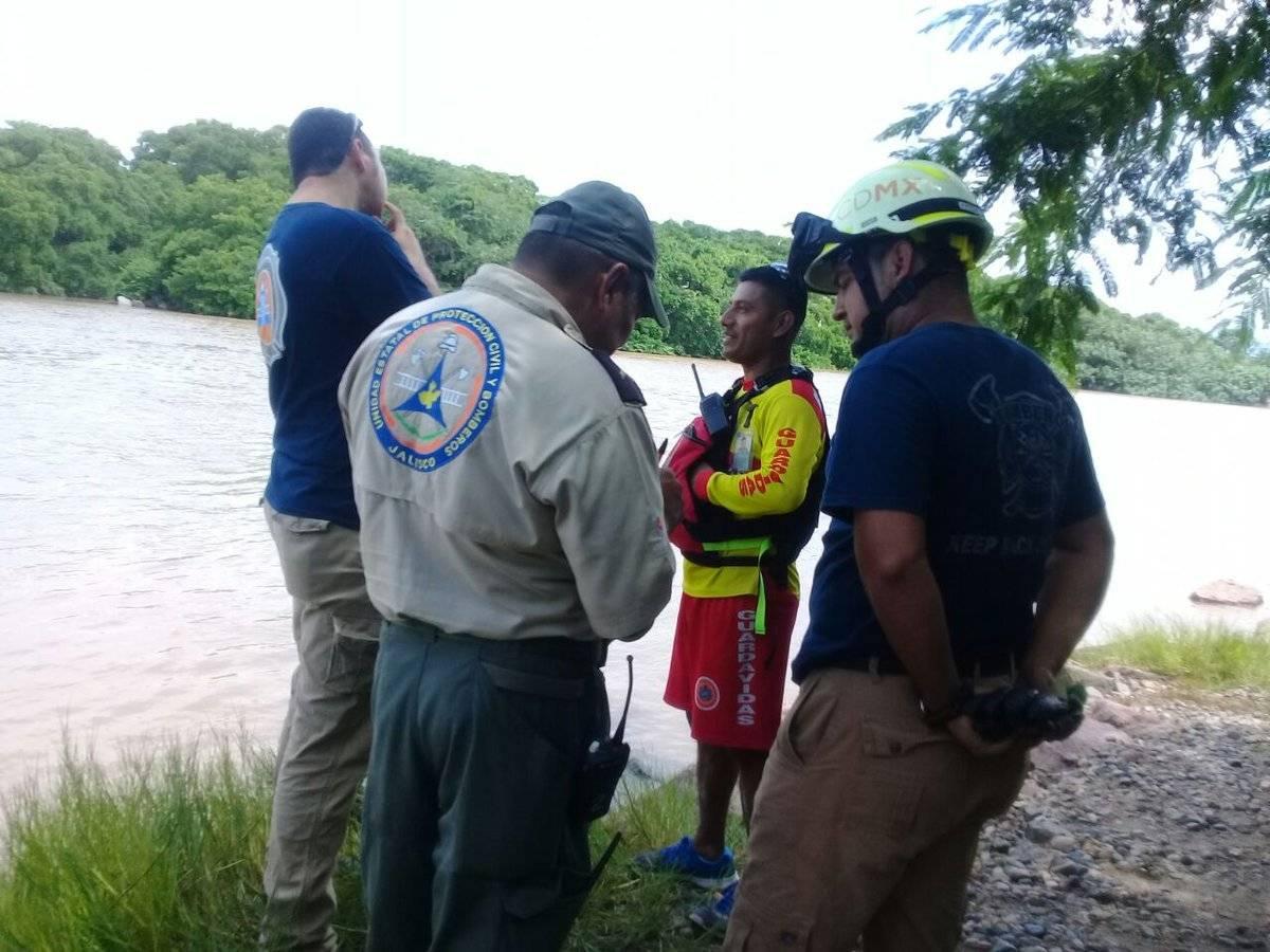 Muere pescador atacado por cocodrilo en Puerto Vallarta