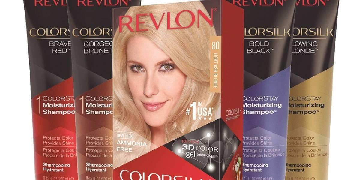 Revlon presenta nueva línea de belleza Colorsilk
