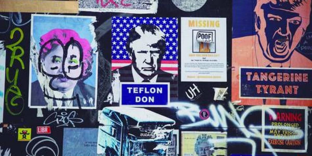 Donald Trump podría estar  ante el declive de su presidencia