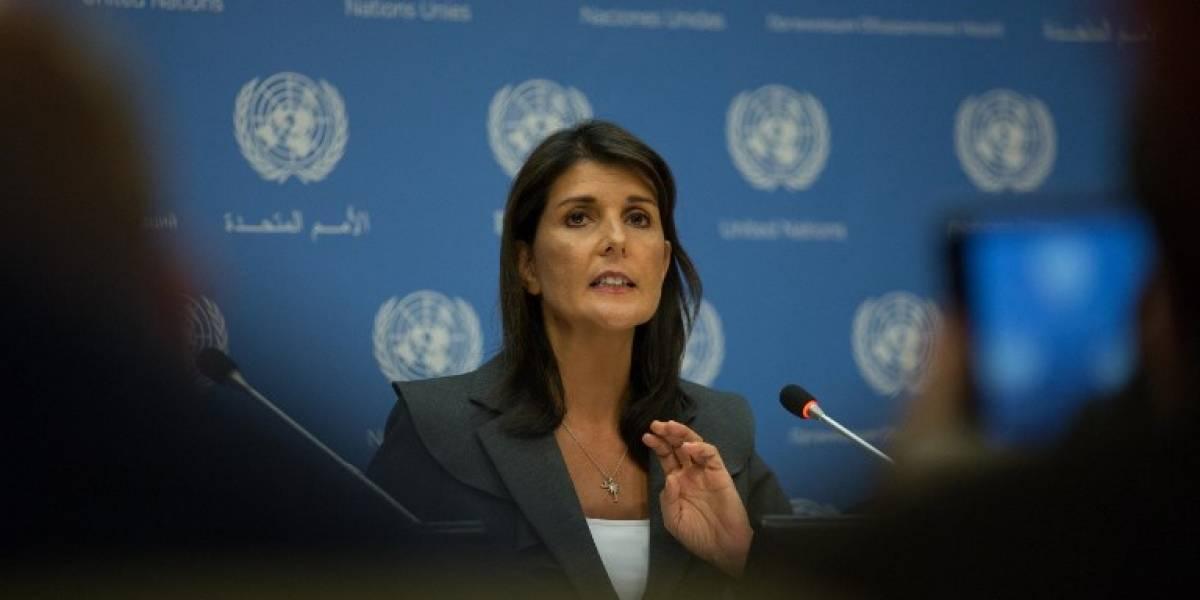 Estados Unidos convoca sesión de la ONU sobre Nicaragua