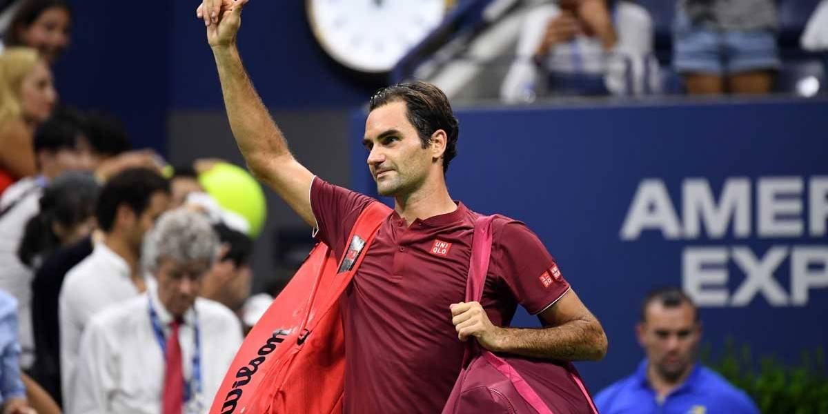 US Open: Federer cai nas oitavas