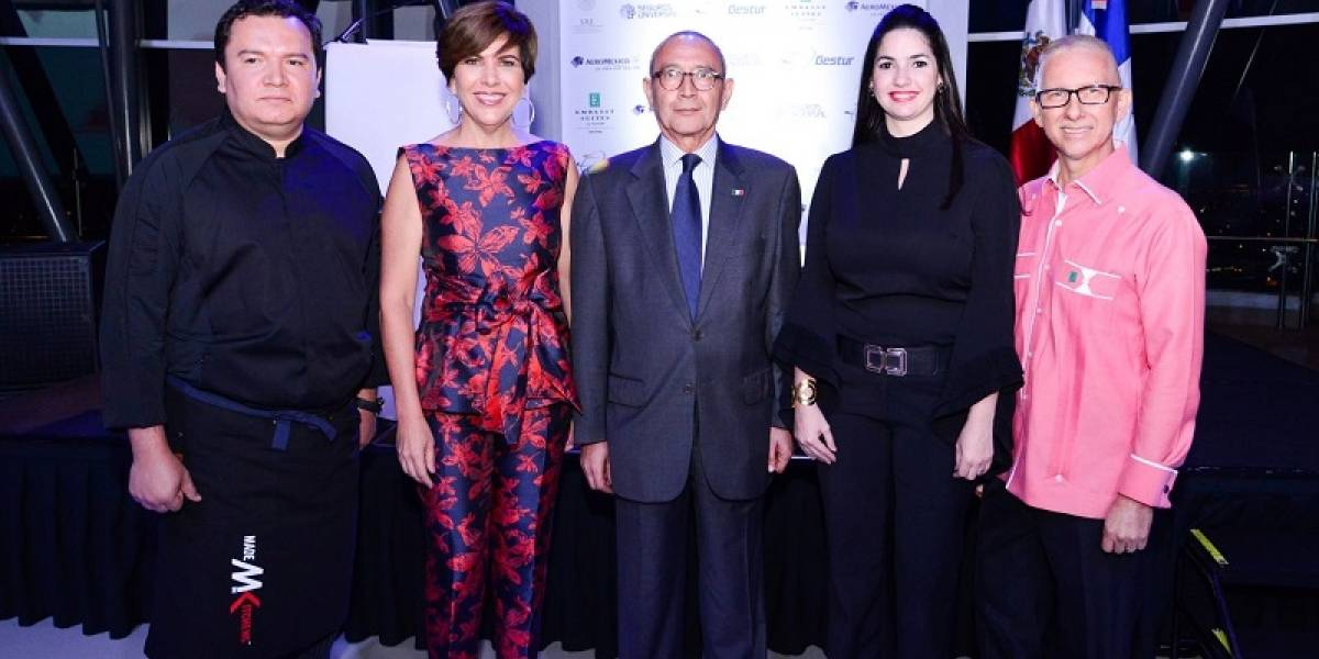 "#TeVimosEn: Presentan segunda edición de ""Gastronomía y Viajes con México"""