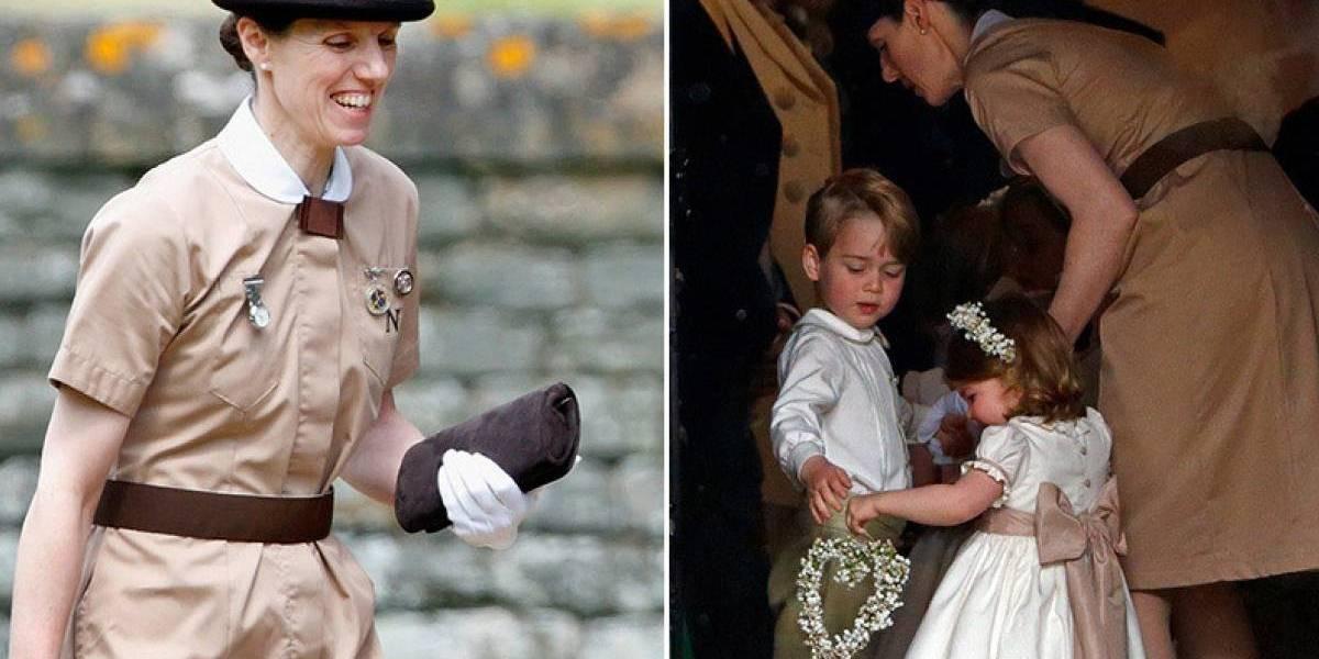A verdadeira relação entre a babá e os filhos de Kate Middleton e príncipe William