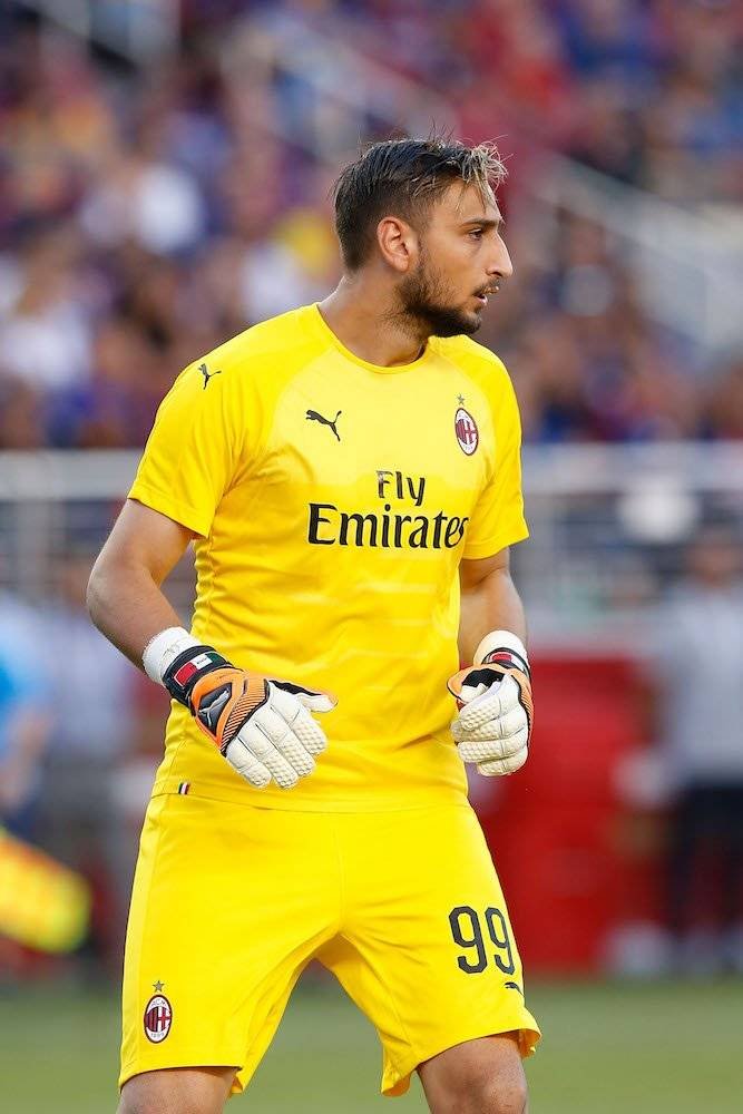 Gianluigi Donnarumma - 6 mde Getty Images