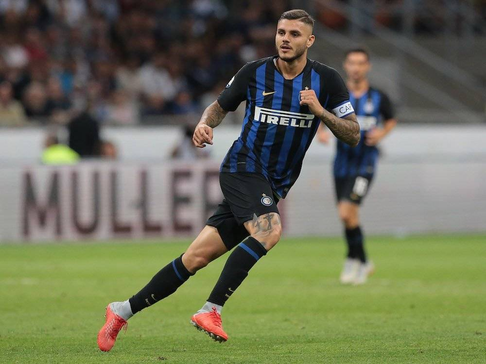 Mauro Icardi - 4.5 mde Getty Images