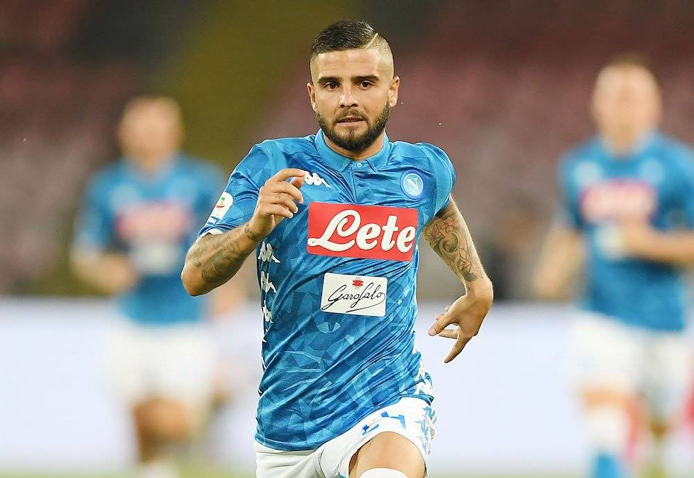 Lorenzo Insigne - 4.6 mde Getty Images