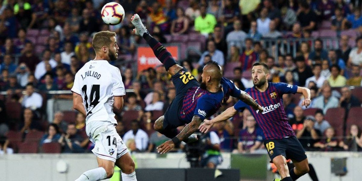 Arturo Vidal y 31 más: la lista de FC Barcelona para la Champions League