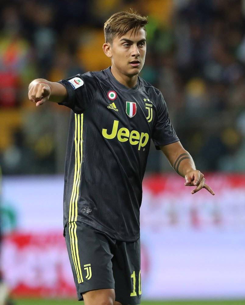 Paulo Dybala - 7 mde Getty Images