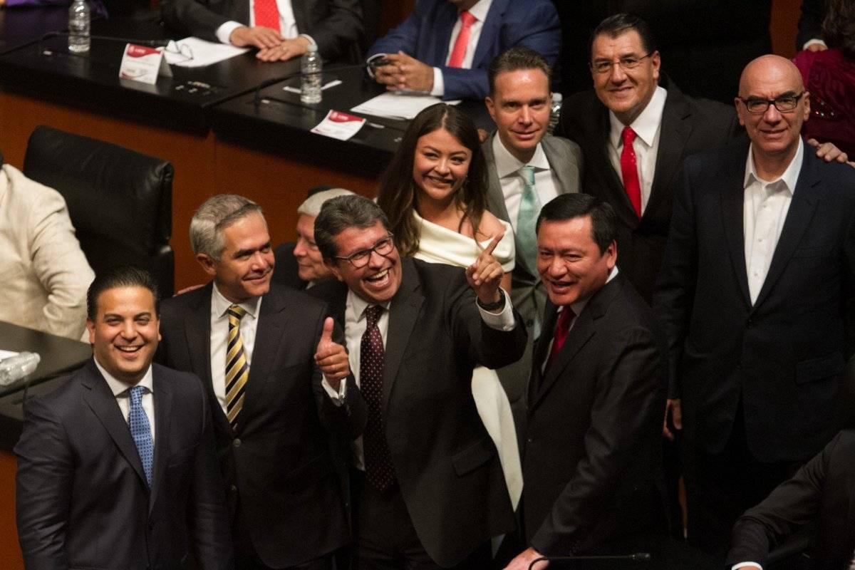 El senador buscaba regresar a Chiapas a concluir su periodo de gobierno. Foto: Cuartoscuro.