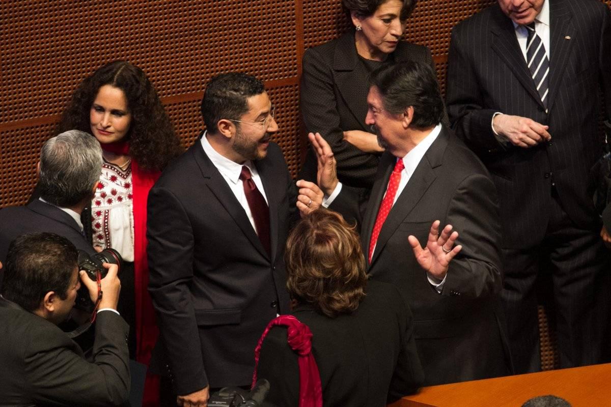 La bancada con mayoría en el Senado está impulsando austeridad republicana. Foto: Cuartoscuro.