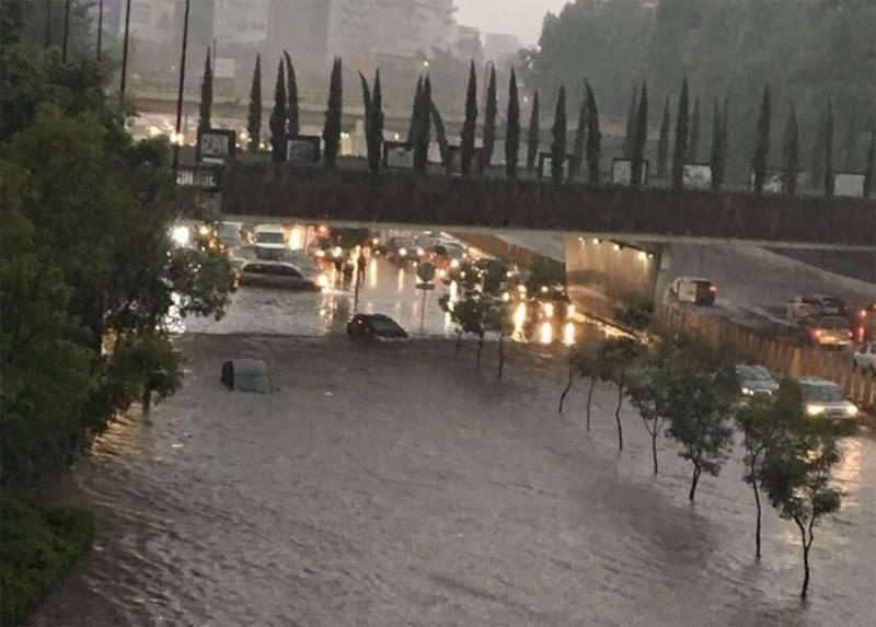 inundación CDMX