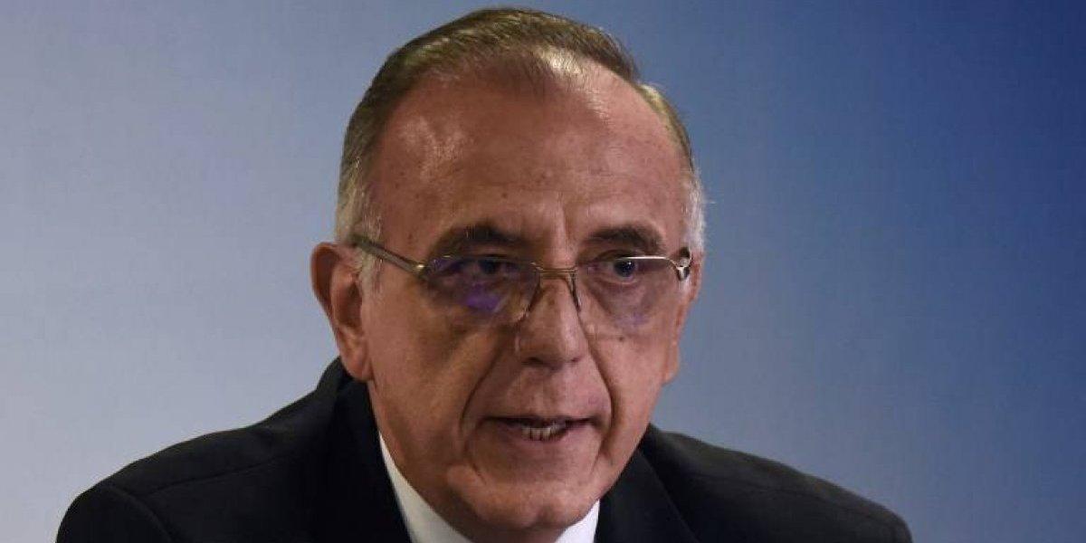 CC resuelve que Iván Velásquez puede regresar al país