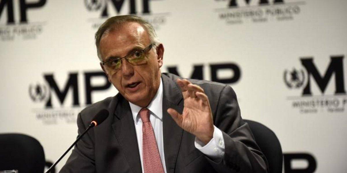 Naciones Unidas confirma a Iván Velásquez como comisionado de la CICIG