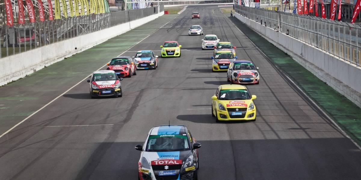 La pista de Codegua vuelve a recibir al TP Race