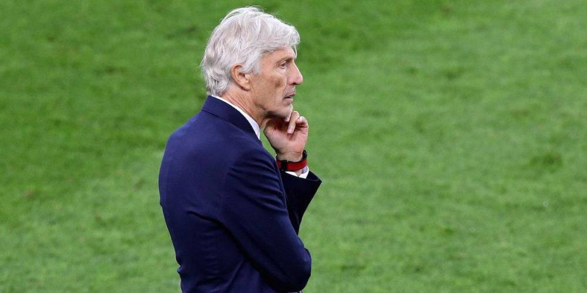 José Pekerman deja de ser entrenador de la selección de Colombia