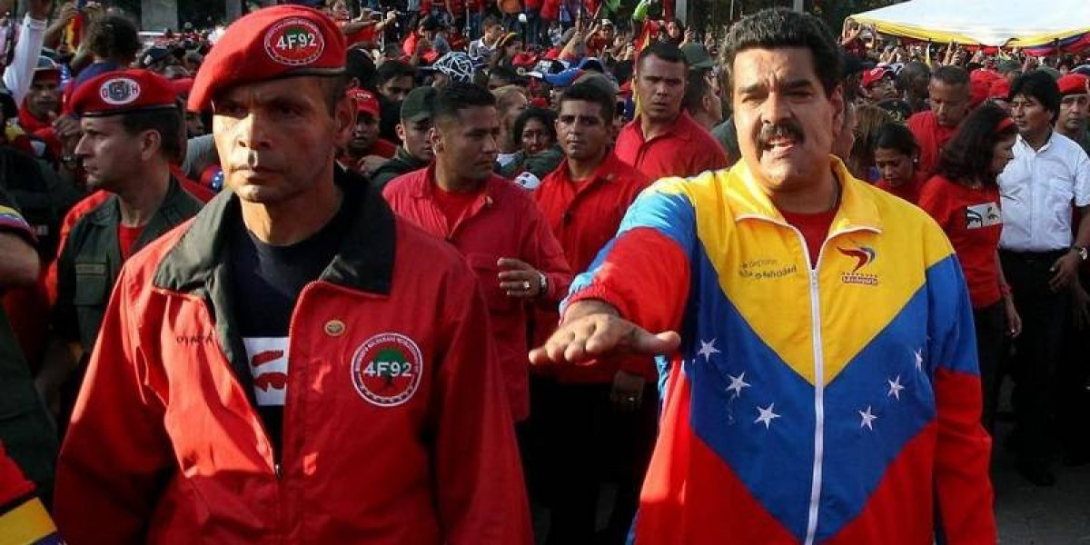 """El """"mundo paralelo"""" de Maduro en Venezuela"""