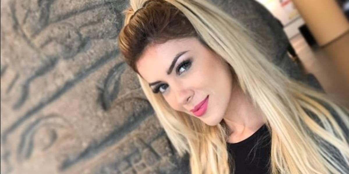 María Fernanda Ríos publica sensuales fotos en Instagram