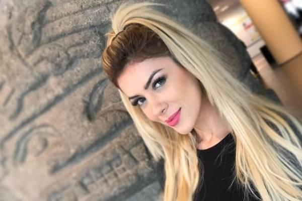 María Fernanda Ríos es