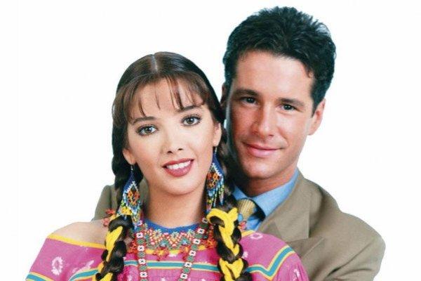 Adela Noriega y Fernando Carrillo