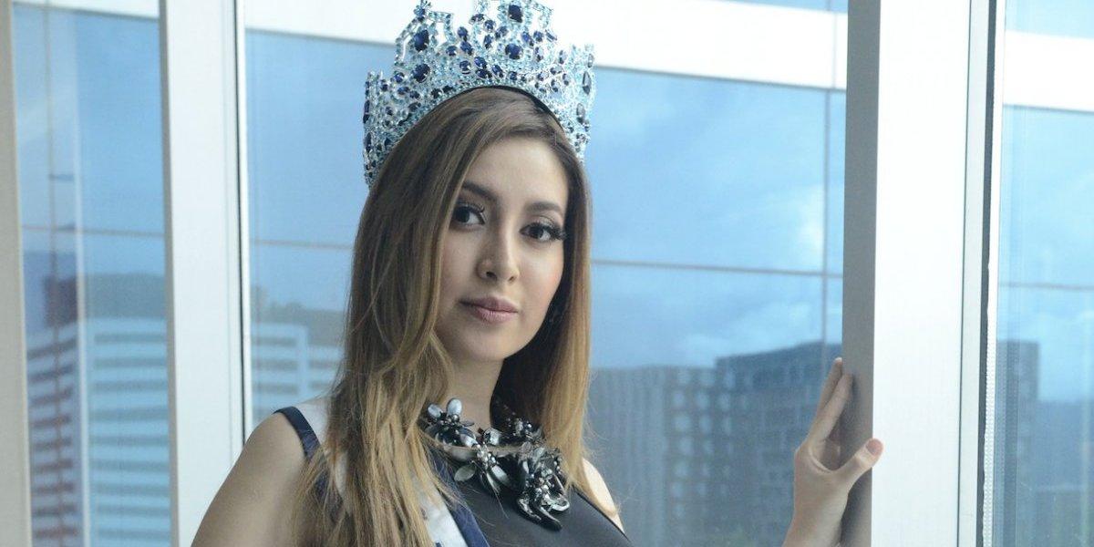 Mariana García, Miss Universe Guatemala, habla por primera vez sobre las acusaciones de fraude