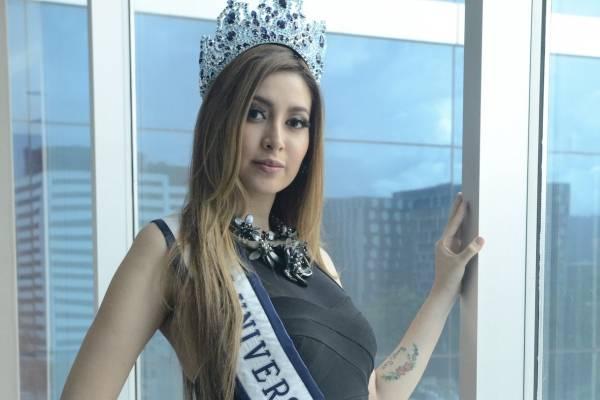 Miss Universe Guatemala