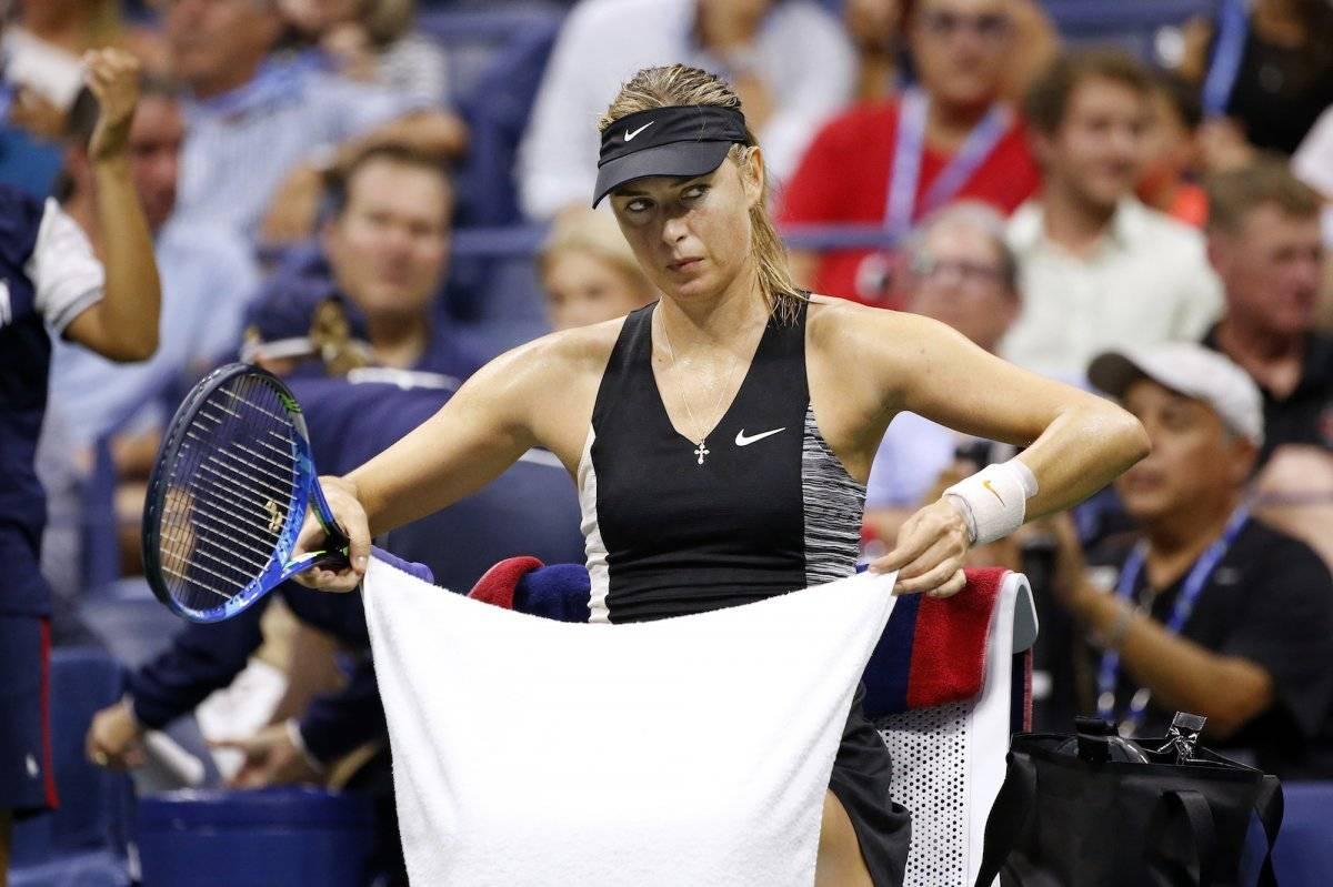 La tenista rusa llevaba 22 partidos sin perder |AP
