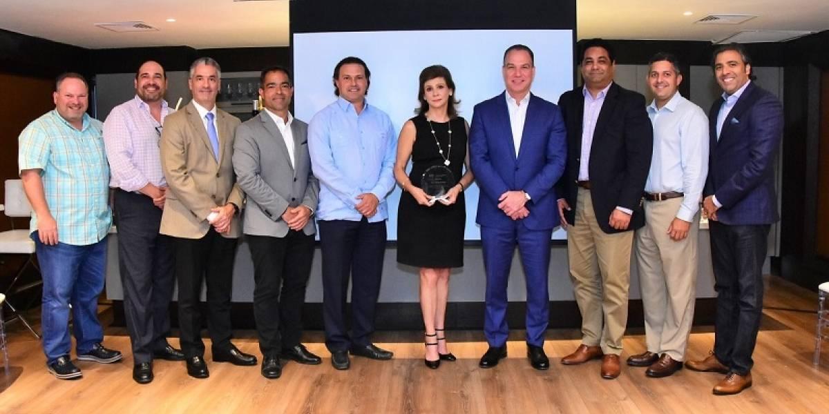#TeVimosEn: Entrepreneurs' Organization RD sostuvo encuentro con empresaria Elena Viyella de Paliza