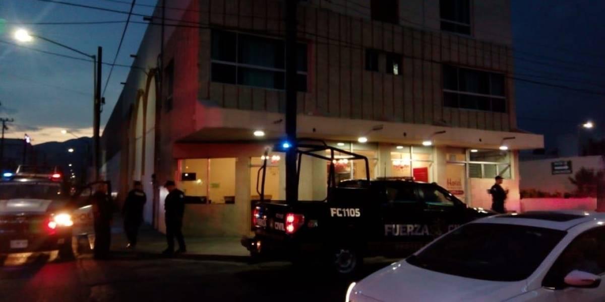 Ataque en hotel de Monterrey deja a una mujer muerta y una lesionada