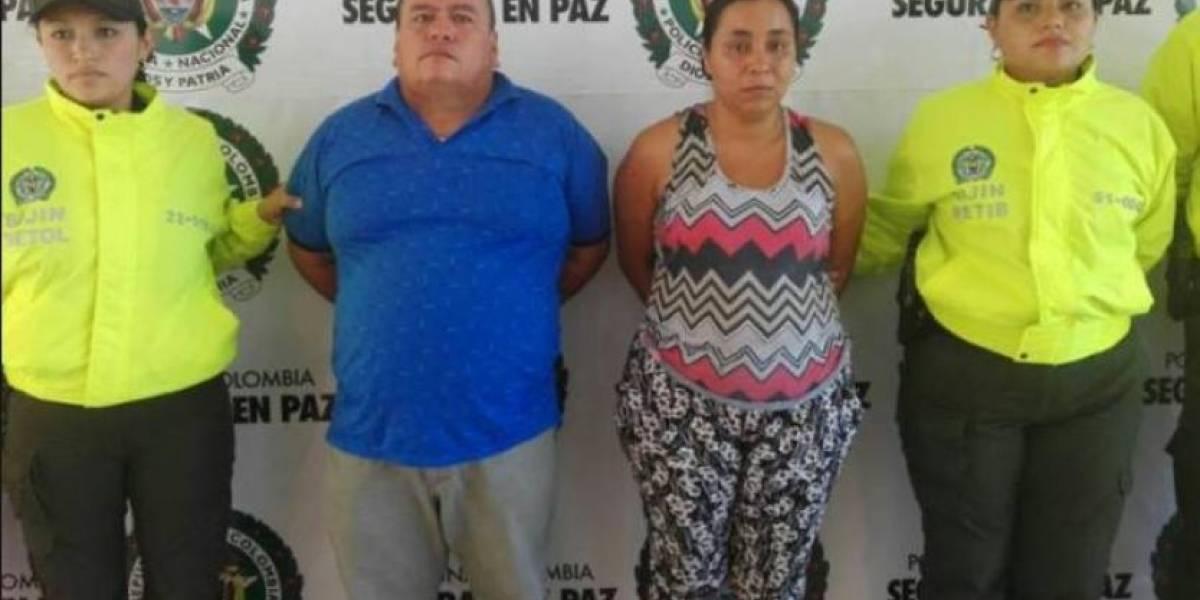Juez condenó a padrinos de niña de tres años asesinada en el Tolima