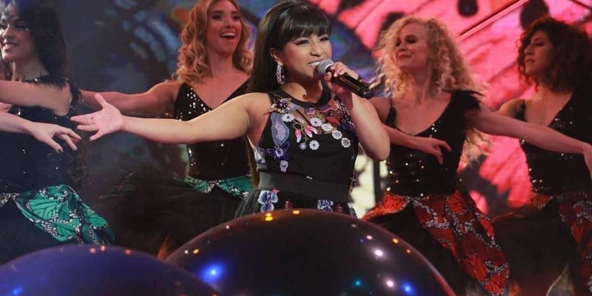 """Este es el tema de Cristian Castro que cantará Paola Chuc en el noveno concierto de """"La Academia"""""""