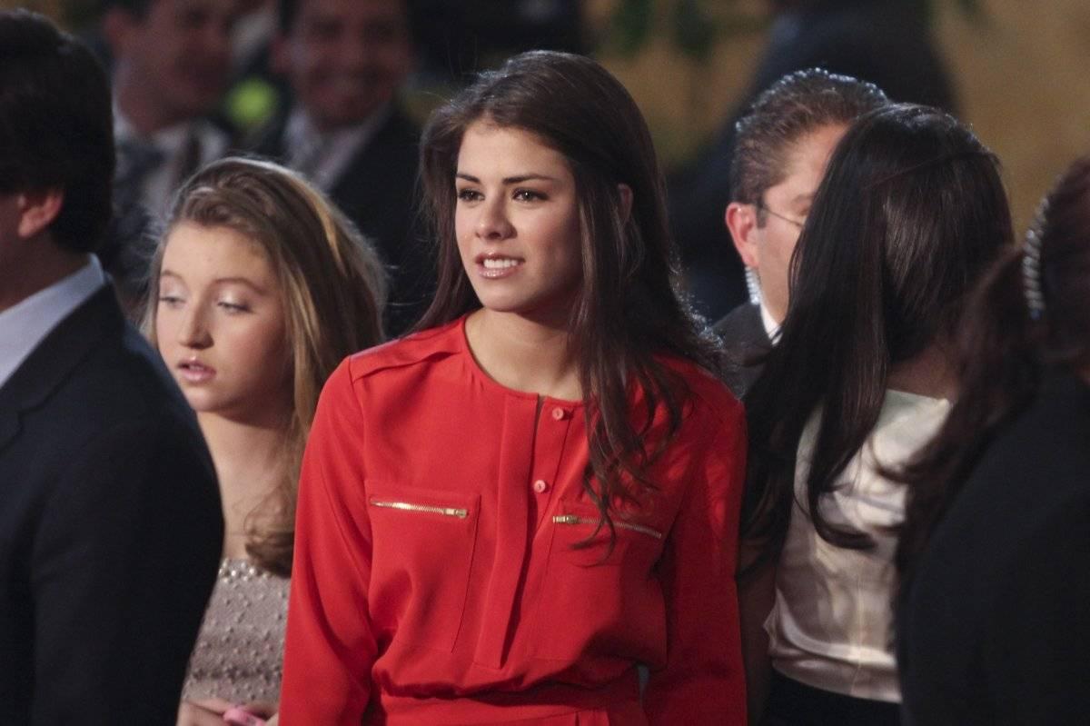 La hija del presidente tiene 22 años de edad Cuartoscuro