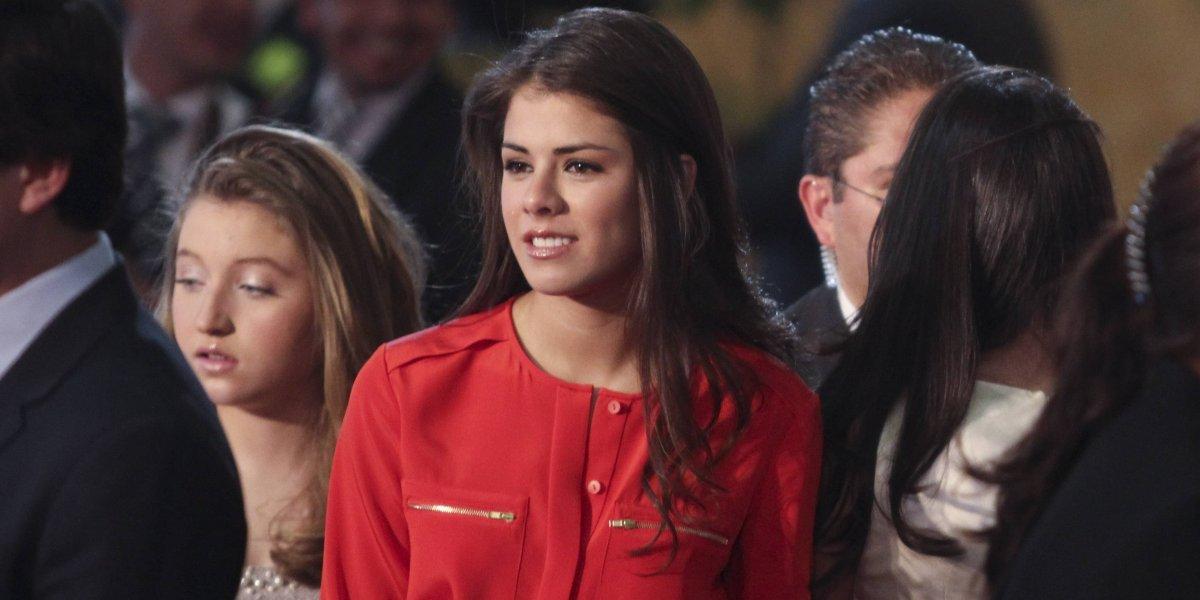 """""""Así ha sido mi vida en Los Pinos"""", revela Paulina Peña a revista"""