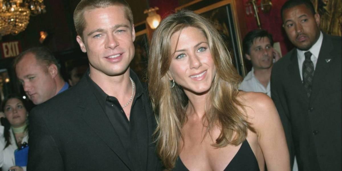 Brad Pitt y Jennifer Aniston están a un paso de la reconciliación