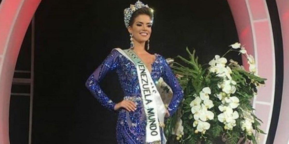 Se disuelve acción judicial contra Miss Venezuela