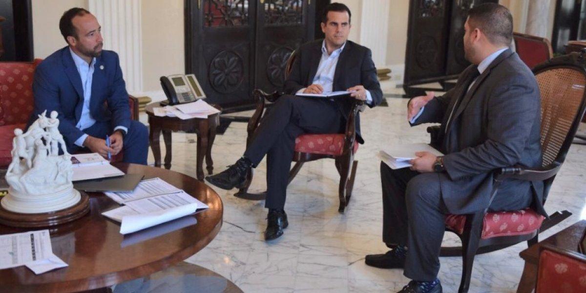 Gobernador anuncia gran interés en proyectos ya presentados de alianzas público privadas