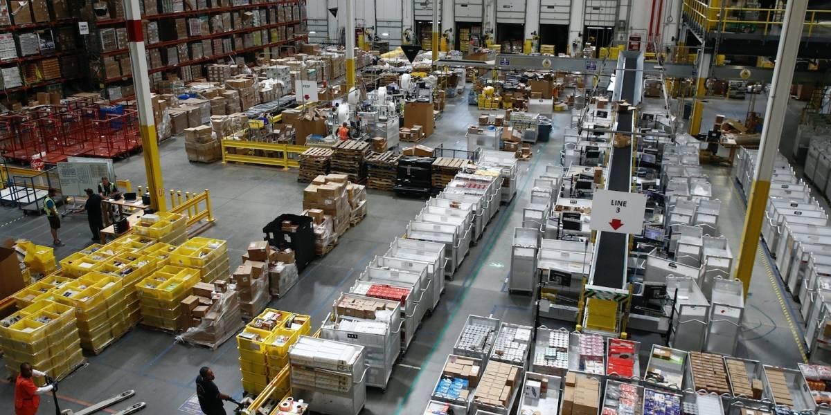 Amazon se convierte en la segunda empresa que cotiza en bolsa más de un billón