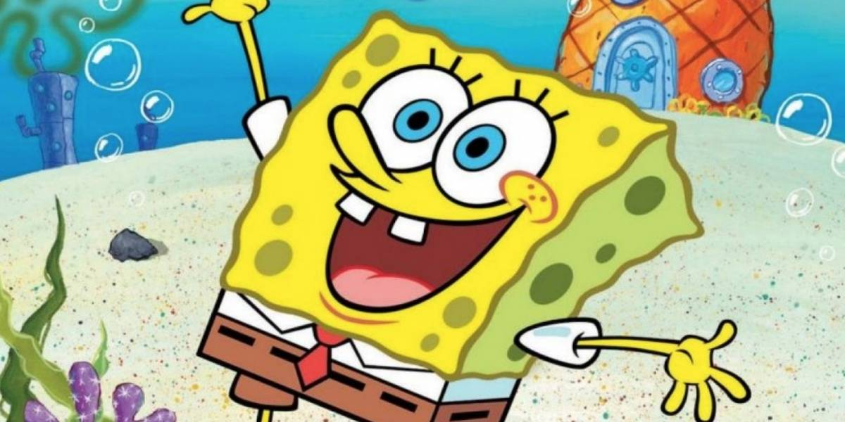Nickelodeon revela que Bob Esponja es homosexual