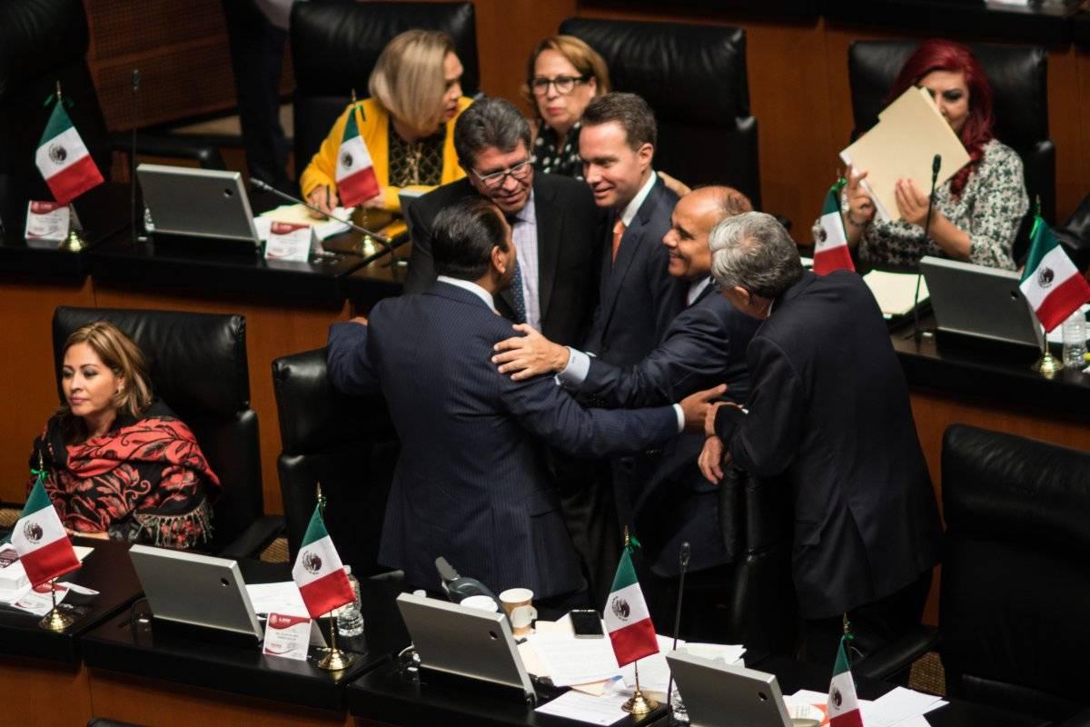 Su mandato como Gobernador de Chiapas concluye en diciembre de este año. Foto: Cuartoscuro.