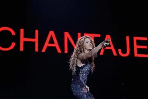 Shakira y Lele Pons