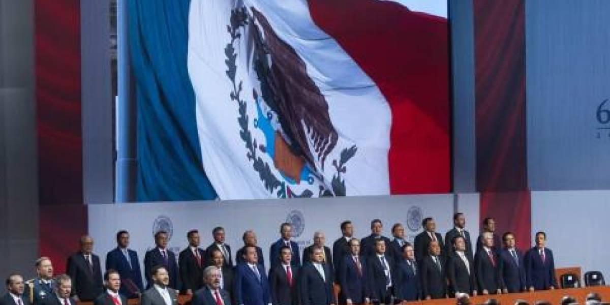 Batres y Muñoz Ledo guardan aplausos en el adiós de EPN