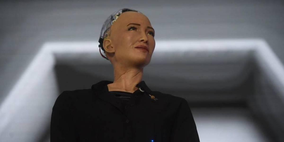 """David Hanson: """"Queremos crear robots que parezcan, actúen y piensen como personas"""""""
