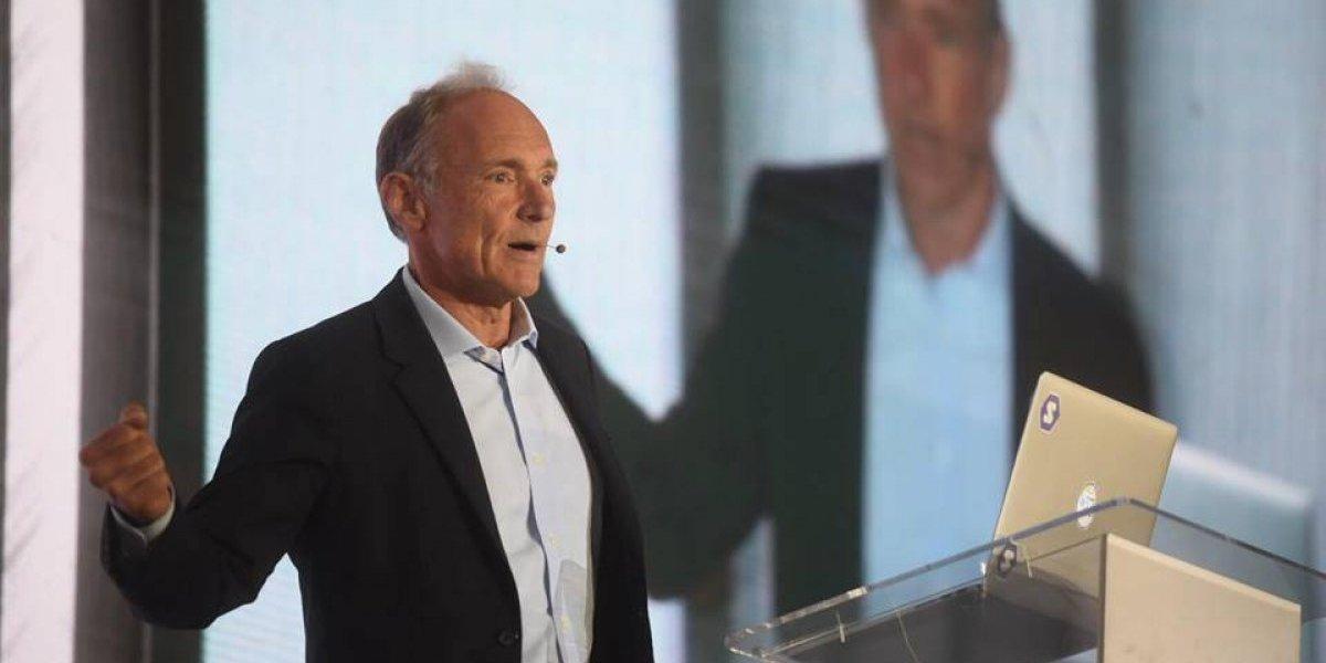 """Sir Tim Berners-Lee: """"Pronto la mitad del mundo estará conectada a la web"""""""