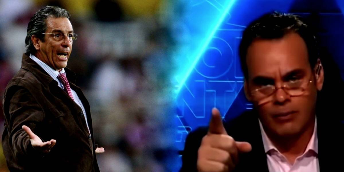 "VIDEO: Tomás Boy explota contra Faitelson, ""no sabes nada de futbol"""